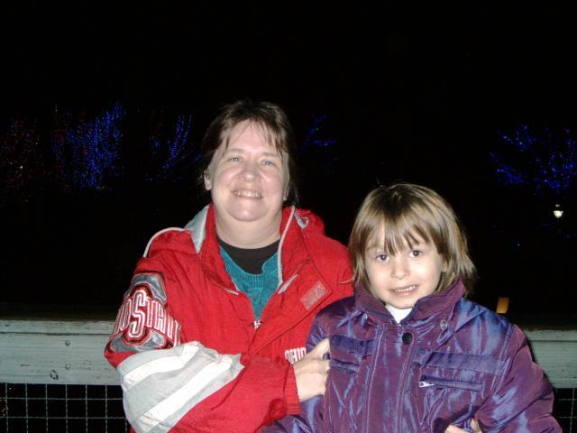 LIsa and daughter Tara