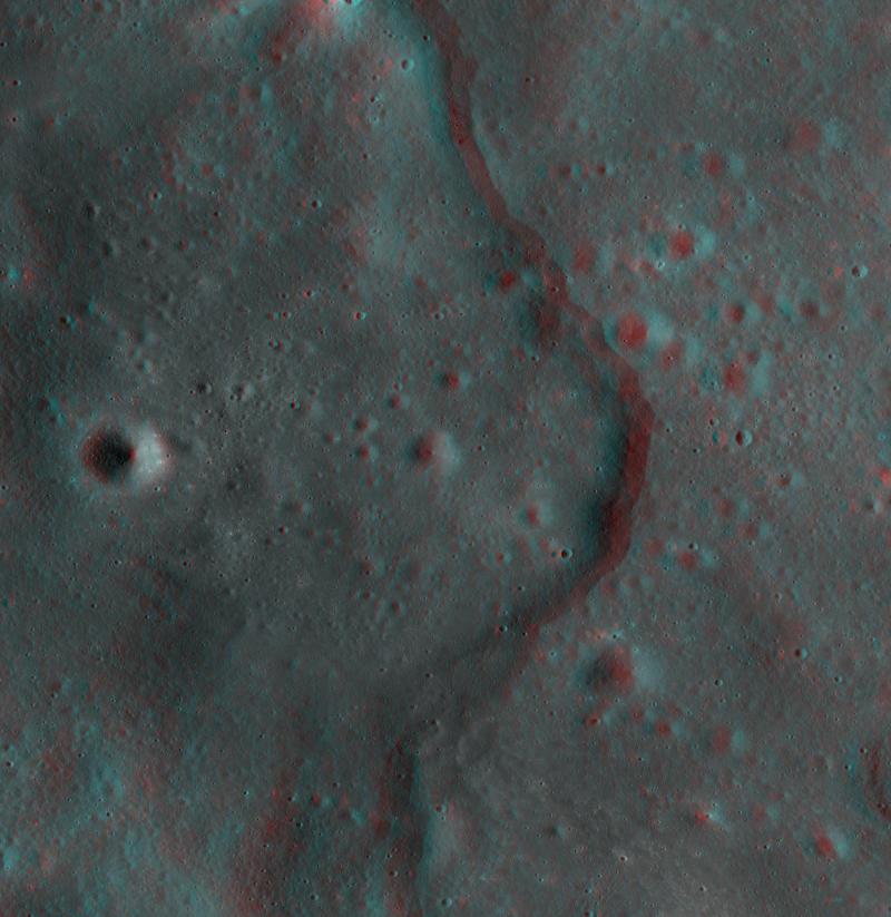3d Moonscape