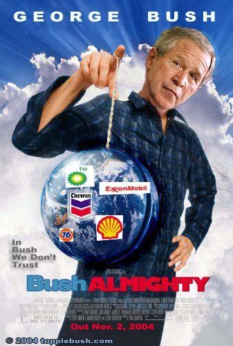 Bush Almighty