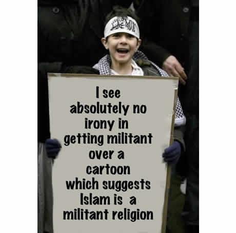 Muslim Irony